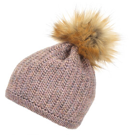 Eisbär Aurelie Lux Cappello Donna, rosa/light brown